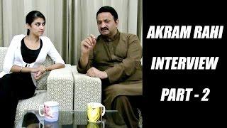 Akram Rahi | Anchor - Amandeep Kaur | Interview | Part 2 | Japas Music