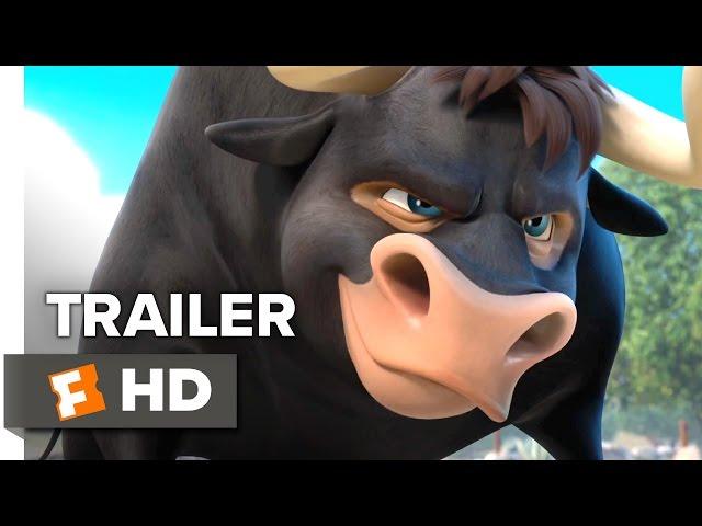 Ferdinand Trailer #1 (2017) | Movieclips Trailers