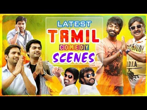 Latest Tamil Movie Comedy Scenes 2015 Santhanam Soori VTV Ganesh Simbu