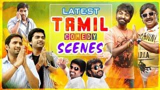 Latest Tamil Movie Comedy Scenes | 2015 | Santhanam | Soori | VTV Ganesh | Simbu