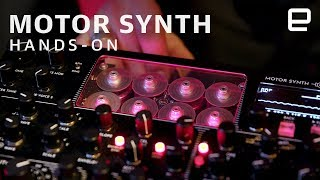 Gamechanger Audio Motor Synth: unlike anything you've ever seen (or heard) before
