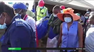 Eight workers rescued from flooded Zimbabwe gold mine
