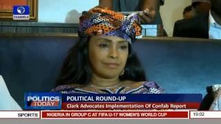 Politics Today: Dissecting President Buhari's Democracy Day Speech Pt 1