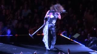 Aerosmith Live In Detroit 2012: Sweet Emotion