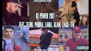 """DZ Power 2017 """" Flenn Phobia Lama Klam ZAKO TFK Sef  """" #RapDz قنبلة الراب الجزائري"""