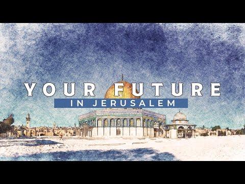 Your Future in Jerusalem Episode 1021