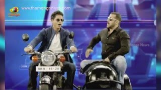 Shah Rukh Khan, Salman Khan First Appearance for Bigg Boss 9   Mango News