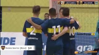 Pasión Futsal TV: Carlos Barbosa 5-Boca 3 (Copa Libertadores-Gr. A-Fecha 1) FUTSAL FIFA
