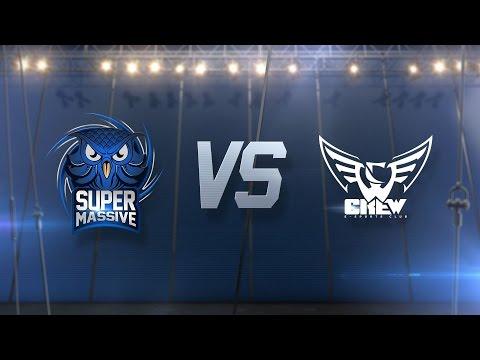 SuperMassive eSports ( SUP ) vs Oyunfor.CREW ( CRW ) 1. Maç   2017 Kış Mevsimi Finali