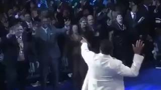Demonstration of Anointing Power with Pastor CHRIS 2017