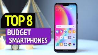 TOP 8: Best budget smartphones 2018