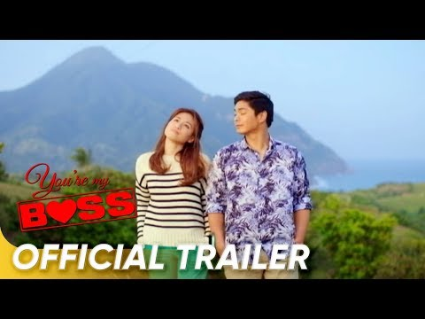 You re My Boss Full Trailer