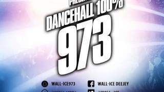 DJ WALL ICE - DANCEHALL 100% 973