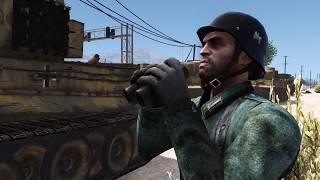 GTA V - ✠World War 2-German Power-Wehrmacht-Luftwaffe✠ - WW II - Rockstar editor film-GTA5 MODS