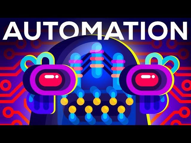 Der Aufstieg der Maschinen - Warum die Automatisierung dieses mal anders ist