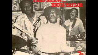 Eddie Clearwater, Jimmy Dawkins, Eddie Taylor, Frred Below (Direct from Chicago)