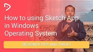 How-to Install Sketch App in Windows