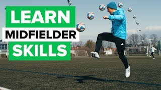 These 3 Tips Will Make You A Better Midfielder