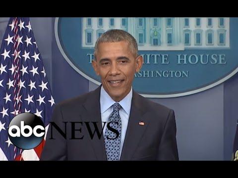 President Obama Final Press Conference of His Presidency Full Presser ABC News