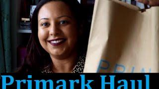 Primark Haul September + Give away news! | Casual Beauty UK