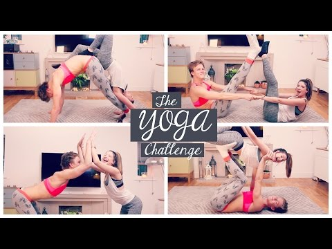 Xxx Mp4 The Yoga Challenge With Caspar Lee Zoella 3gp Sex
