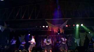 COREOGRAFIA ANTIGA NO CONAD 2008