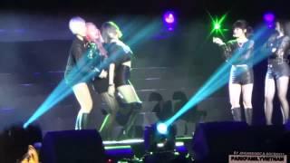 Jiyeon T-ara funny cover Kpop dance - Guangzhou concert 131221