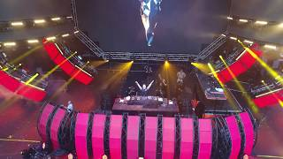Hardwell Live at Ultra 2017 (Drone Footage) (4K 60FPS)