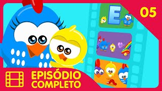 Galinha Pintadinha Mini - Episódio 05 Completo - 12 min