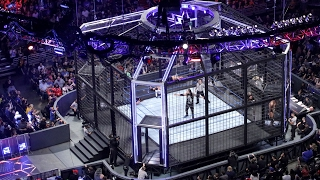 How the all-new Elimination Chamber was constructed