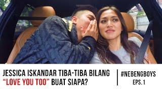 #NebengBoy Eps 01 - Boy William Ngajak Nge-date Jessica Iskandar!?