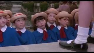 Madeline 1998 ~ Madeline Falls Into The River ~ Clip
