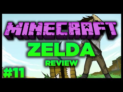 Minecraft Legend Of Zelda Texture Pack Resource Pack 1.8 1.7 Review Download 11