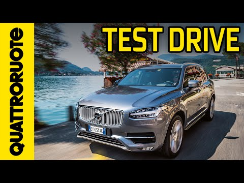 Volvo XC90 D5 2015 Test Drive