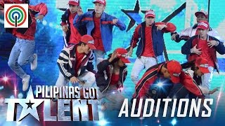 Pilipinas Got Talent Season 5 Auditions:  Power Impact - Dance Group