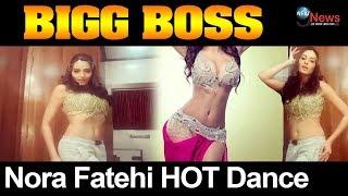 Bigg Boss HOTTIE Nora Fatehi Sizzling Dance Moves || Shatanu Maheshwari & Nora's Dance Video