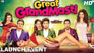 Great Grand Masti Hindi Movie 2016 | Urvashi Rautela, Riteish Deshmukh, Vivek | Full Event | UNCUT