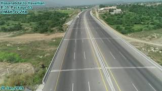 Update for E-35 Expressway, CPEC dated 28 Jan 2019
