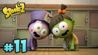 Spookiz | 111 - Kong Kong's Amulet (Season 1 - Episode 11) | Cartoons for Children