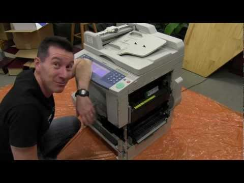 EEVblog 303 Photocopier Extreme Teardown