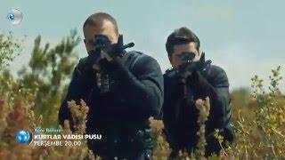 وادي الذئاب الجزء العاشر اعلان الحلقة 59+60 293 HD Kurtlar Vadisi Pusu