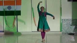 Bekhauff Azad Anindita Dance Performance