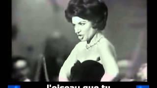 Maria Callas: L'amour est un oiseau rebelle (Habanera), Carmen. Georges Bizet.