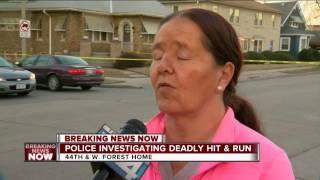 Milwaukee man killed in hit-and-run crash