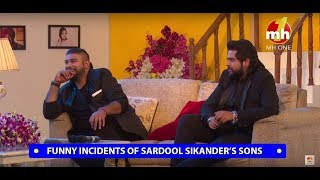 Sardool Sikander Telling His Love Story With Amar Noorie    Domino
