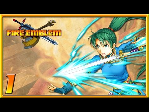 Fire Emblem Blazing Sword - EP 1 - Las llanuras de Sacae