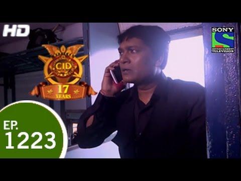 CID - सी ई डी - CID In Train 2 - Episode 1223 - 2nd May 2015