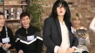 NU'EST - Ren Dance Up & Down
