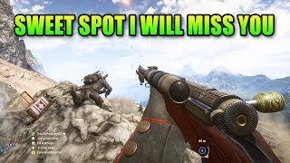 Sniper Sweet Spot - My Guilty Pleasure | Battlefield 1