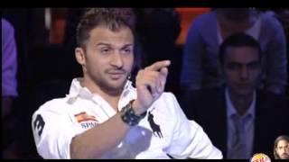 برنامج من غير زعل - الحلقة 3 - ابراهيم سعيد - مقلب جامد من ريهام السعيد و سعد الصغير